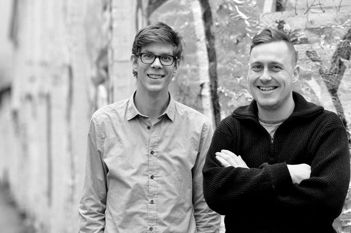 Die Gesichter hinter HYDROPHIL: Sebastian Bensmann und Christoph Laudon (v.l.n.r.)