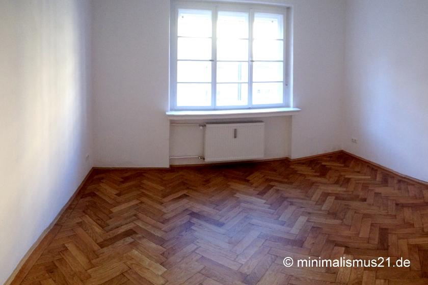 Kampfzone minimalismus leben mit 0 dingen minimalismus21 for Leben als minimalist
